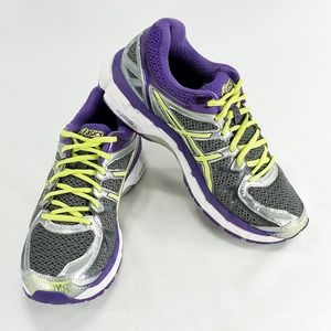 ASICS Kayano 21 T4H7N Athletic Running Shoes
